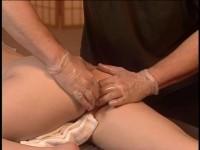 Touching a Women