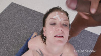 Bree Haze 2on1 BBC with DAP and Pee Drink
