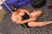 Painvixens – 05 Sep 2008 – lFat Bondage Slave