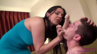 exandra Snow Trains Step to Suck Cock until Gagging