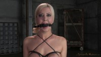 Dec 15, 2014 - Tightly tied big breasted blonde