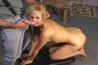 Bound and fucked in the ass (having, media video, tit, fuck, watch)