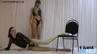 Anastasia, Ljudmila - Extreme Long Legs
