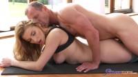 Victoria Daniels – Dirty Yoga Teacher On Fitness Model (2016)