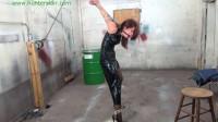 Maria Marley — Leg spread strappado
