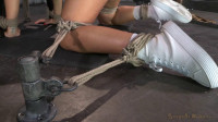 Ava Dalush-Tied Doggystyle Blindfolded (1 Sep 2014) Sexually Broken