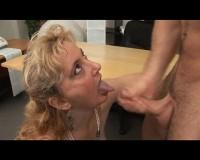 Fuck that mature slut hard