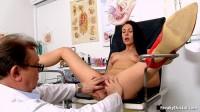 Kara Rose (25 years girls gyno exam)