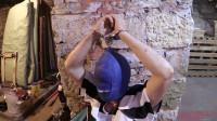 Fiberglass Head Casting