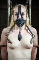 IR — Hot Poke Her — Blonde Delirious Hunter — HD