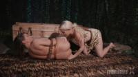 Ariel X, Nikki Delano - Hungry Native Eats Ariels Ass (2021)