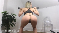 Working Out With Elle — Little Miss Elle — Full HD 1080p