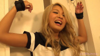 JapaneseAsianTicklingFetish — Tickling cute gyaru by attractive girl & man