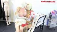 Lustful Latex Nurses - Part - 3 - HD 720p