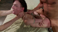 FB – 01-03-2014 – Masochistic Slut Gets Double Penetrated with Huge Cocks
