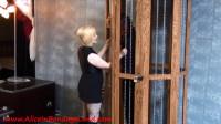 Cage Test Part 1 – The Cabinet Makers Cage – Unique Custom Bondage