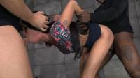 SexuallyBroken - July 02, 2014 -Tiny Raven Bay fucks and sucks