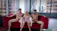 Emma Starletto — Valentines Day Double Dick Down FullHD 1080p