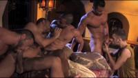 The Best Arabian Orgy