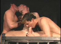 Wildest fuck fantasies with orgy