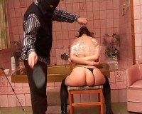 Whipping and pissing
