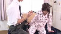 Aika Hoshino - Collared Milf Aika Hoshino's Double Fucking