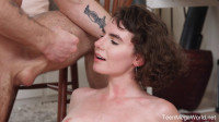 Darcy Dark — Hottie Breaks Rules To Get Sperm
