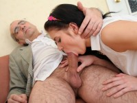 Download Tricky old teacher is at it again. This time he's giving Angelica