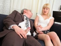 Download Candy doesn't exactly get much choice in the matter, but she's certainly turned on by her tricky old