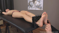Tickler tickle Lady D-tickle torture women