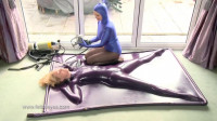 Tight bondage, domination and torture for sexy hot blonde Full HD 1080p