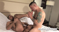 Scottxxx — Footie Socks Sniff & Fuck Session (Andy & Toby James)