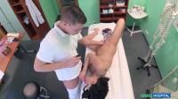 Coco De Mal — Shy Brunette Has Explosive Orgasms (2017)