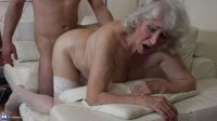 Student fuck 70 year old housewife