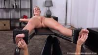 Ticklish Horny Alexis