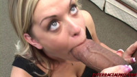 Mandy — Gets Hot For Blackzilla Monster Cock