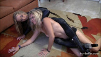 "Total Muscle Assassin - Monica Martin & ""K"" Dynomite - HD 720p"