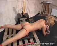 Pneumatic powered spanking machine (2013)