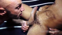 Aymeric Deville gets loaded by Antonio Biaggi