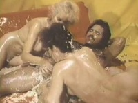 Only The Best Of Men's And Women's Fantasies (1988) - Amber Lynn