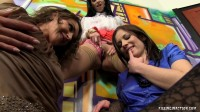 Hot Lesbo Girls In Pissing In Action Urine Soaked Heat (urine, bathroom, genres, show)