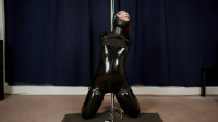 Restricted Senses – Fetish Doll Wrapped Around A Pole