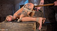 Stunning Tattooed Babe Made to Endure Torment in Brutal Bondage - amazing, tatto, video, hand