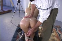 Candy Anal Training