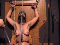 Xtremepain - SVP 53, Xtremes play with slave Kirsten