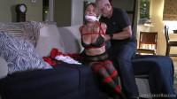 Robber Finds A Rope Slut