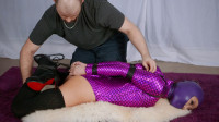 Magic bondage - model, bound, english, new