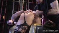 Holly Heart rough anal BDSM