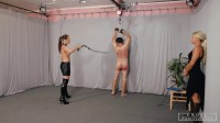 Anette & Zita - Punishment In stitutionX part 2.