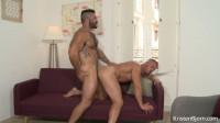 kb - Rogan Richards & Gabriel Lunna (Sex Men Gym Rats) Bareback